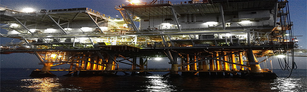 Offshore Drilling Oil Platform Rig - Oil & Gas
