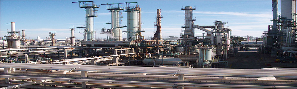 Oil and Gas Refinery - Gekko Engineering Inc
